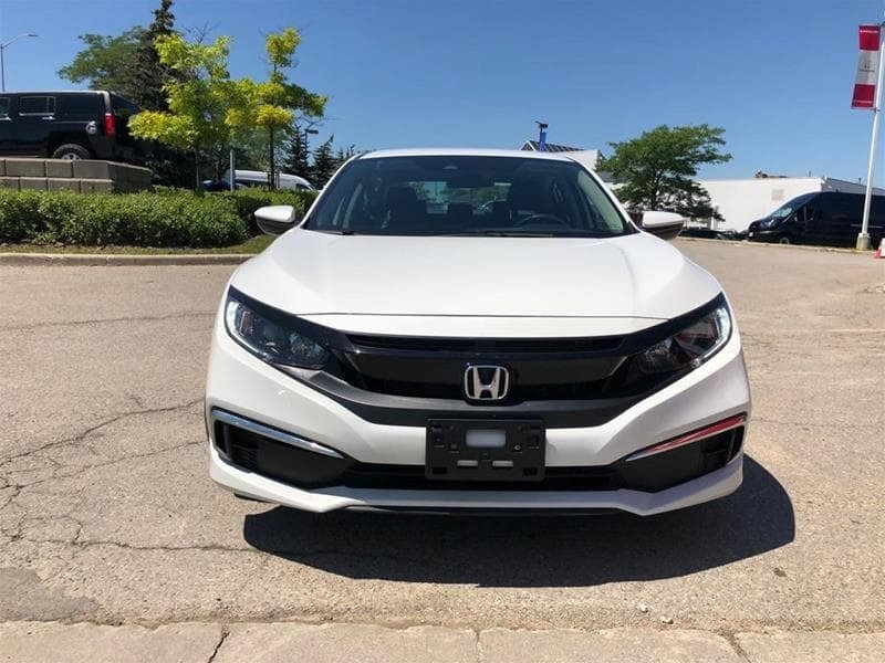 2019 Honda Civic Sedan LX CVT in Mississauga, Ontario - 16 - w1024h768px