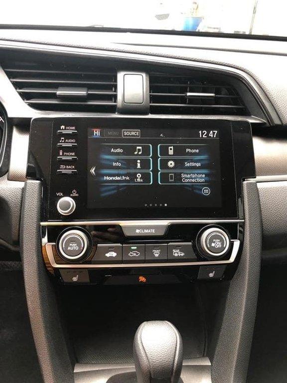 2019 Honda Civic Sedan LX CVT in Mississauga, Ontario - 25 - w1024h768px