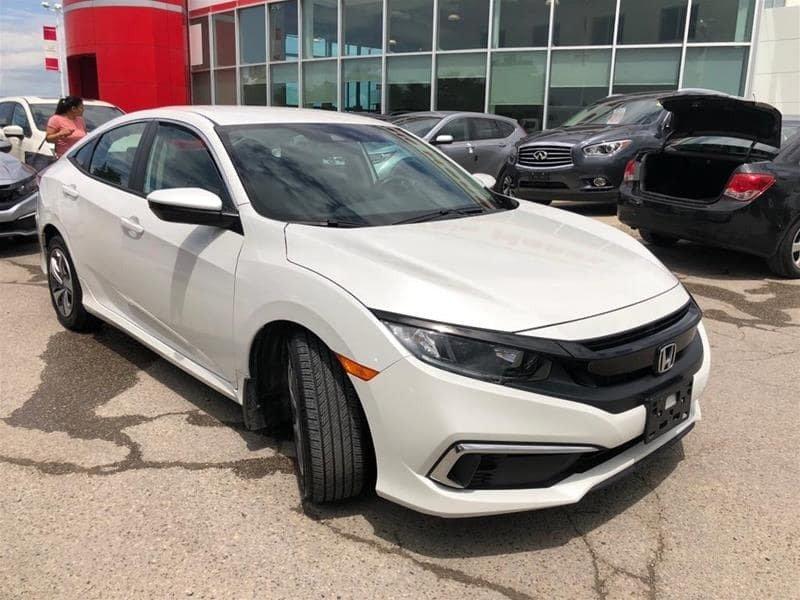 2019 Honda Civic Sedan LX CVT in Mississauga, Ontario - 16 - w1024h768px