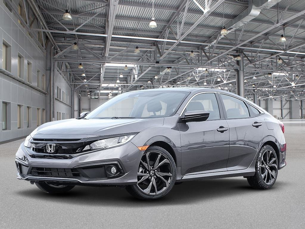 2019 Honda Civic Sedan Sport CVT in Mississauga, Ontario - 1 - w1024h768px