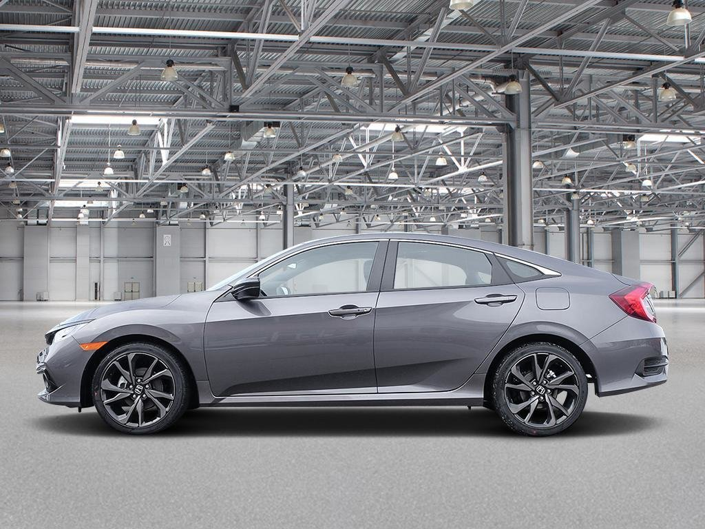 2019 Honda Civic Sedan Sport CVT in Mississauga, Ontario - 3 - w1024h768px