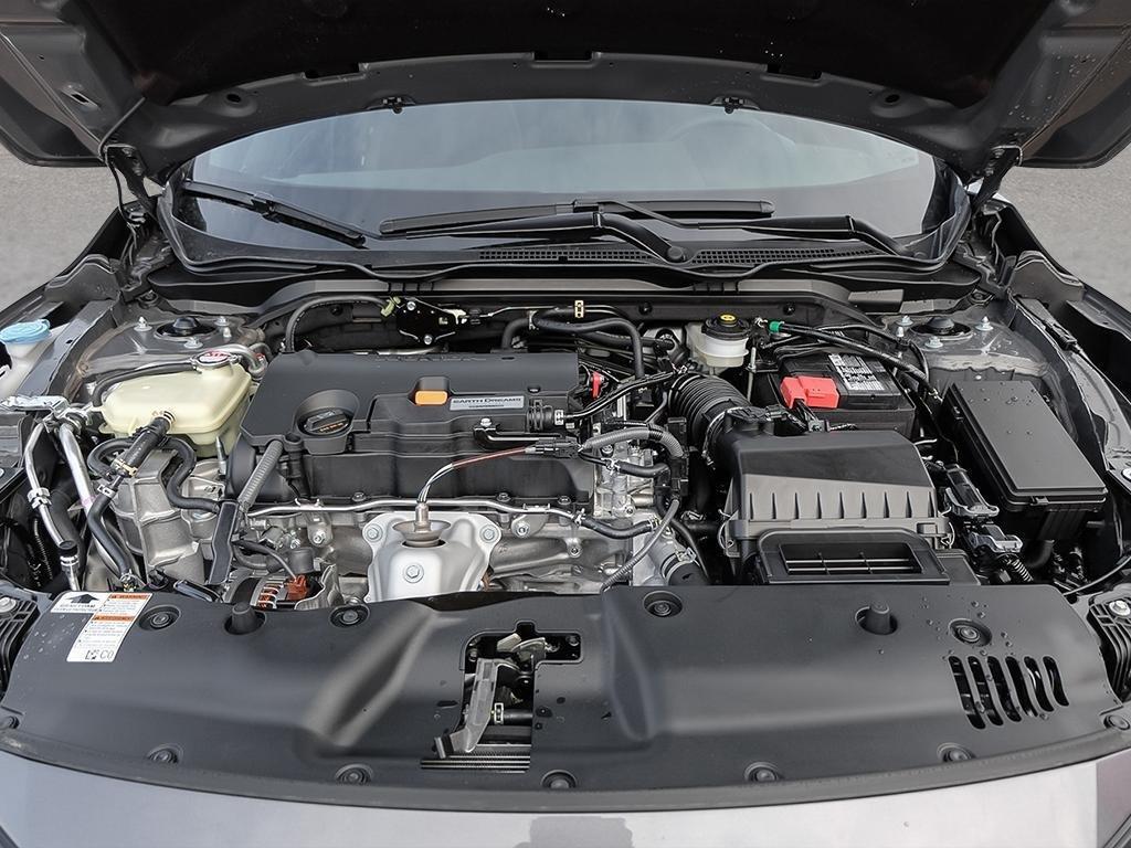2019 Honda Civic Sedan Sport CVT in Mississauga, Ontario - 6 - w1024h768px