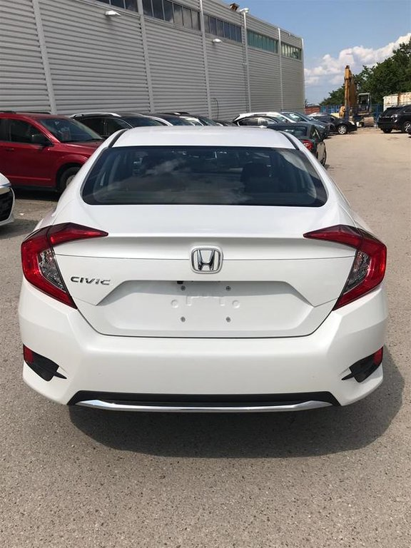2019 Honda Civic Sedan LX CVT in Mississauga, Ontario - 4 - w1024h768px