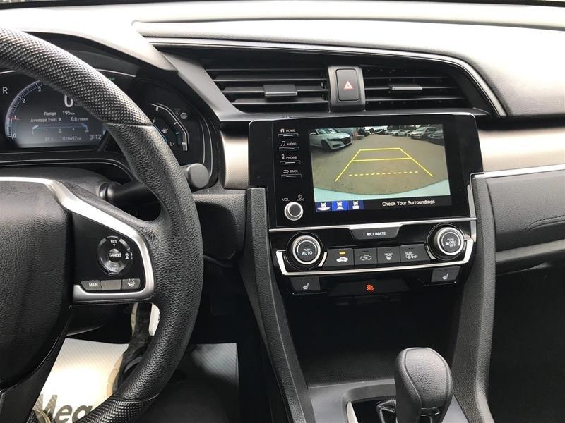 2019 Honda Civic Sedan LX CVT in Mississauga, Ontario - 8 - w1024h768px