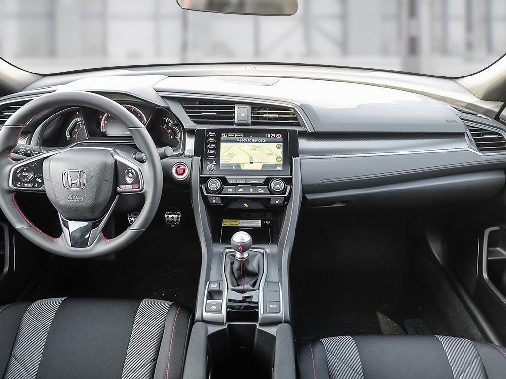 2019 Honda Civic Sedan SI MT in Mississauga, Ontario - 22 - w1024h768px
