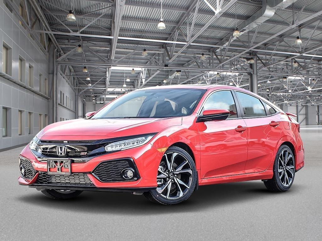 2019 Honda Civic Sedan SI MT in Mississauga, Ontario - 1 - w1024h768px