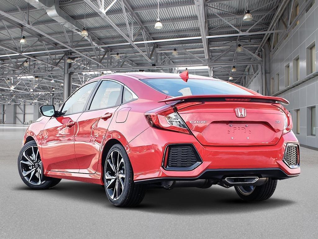 2019 Honda Civic Sedan SI MT in Mississauga, Ontario - 4 - w1024h768px