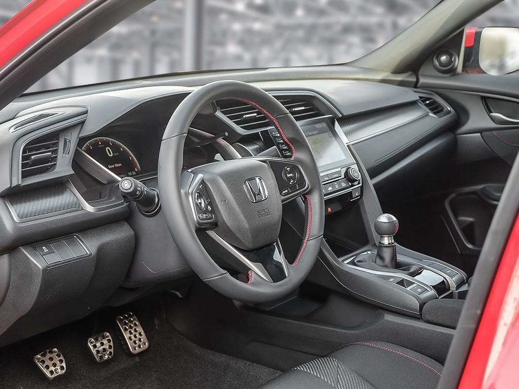 2019 Honda Civic Sedan SI MT in Mississauga, Ontario - 12 - w1024h768px
