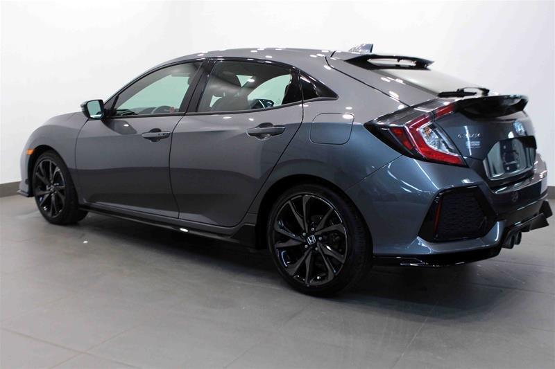 2019 Honda Civic Hatchback Touring MT in Regina, Saskatchewan - 21 - w1024h768px