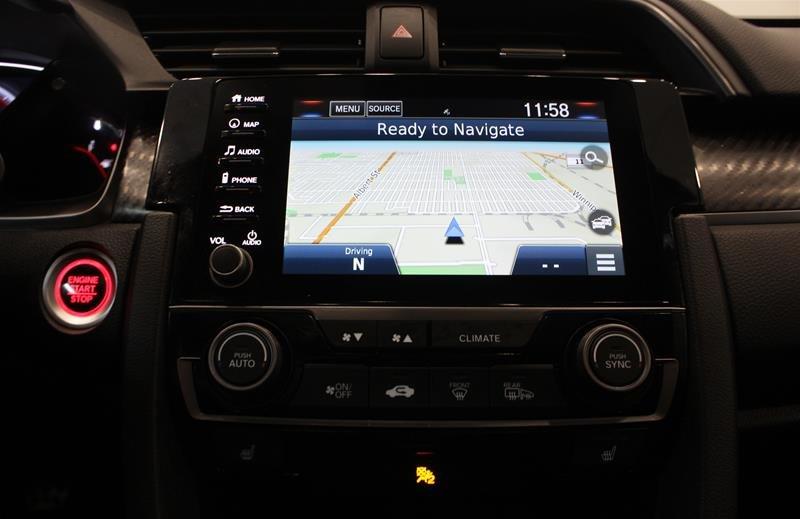 2019 Honda Civic Hatchback Touring MT in Regina, Saskatchewan - 7 - w1024h768px