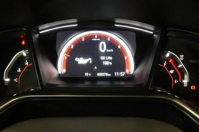 2019 Honda Civic Hatchback Touring MT in Regina, Saskatchewan - 2 - w1024h768px