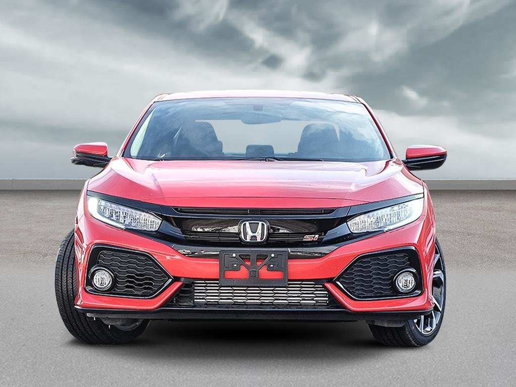 2019 Honda Civic Sedan SI MT in Markham, Ontario - 2 - w1024h768px