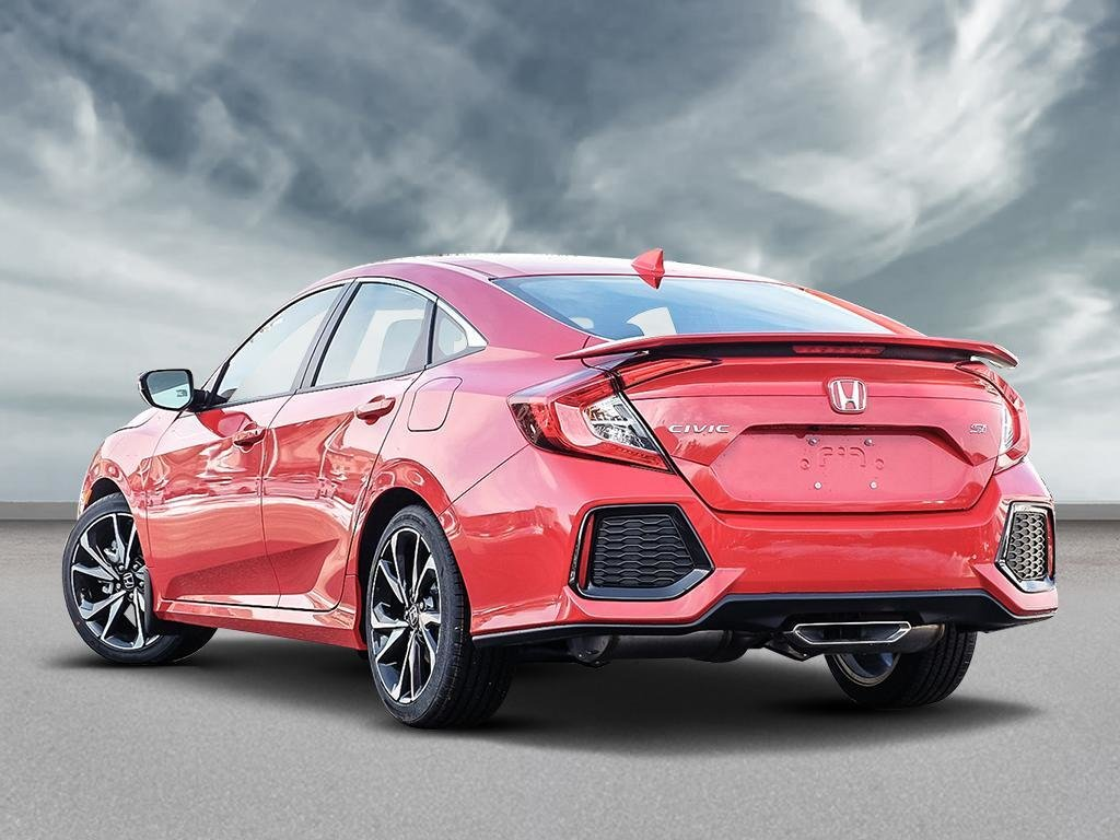 2019 Honda Civic Sedan SI MT in Markham, Ontario - 4 - w1024h768px