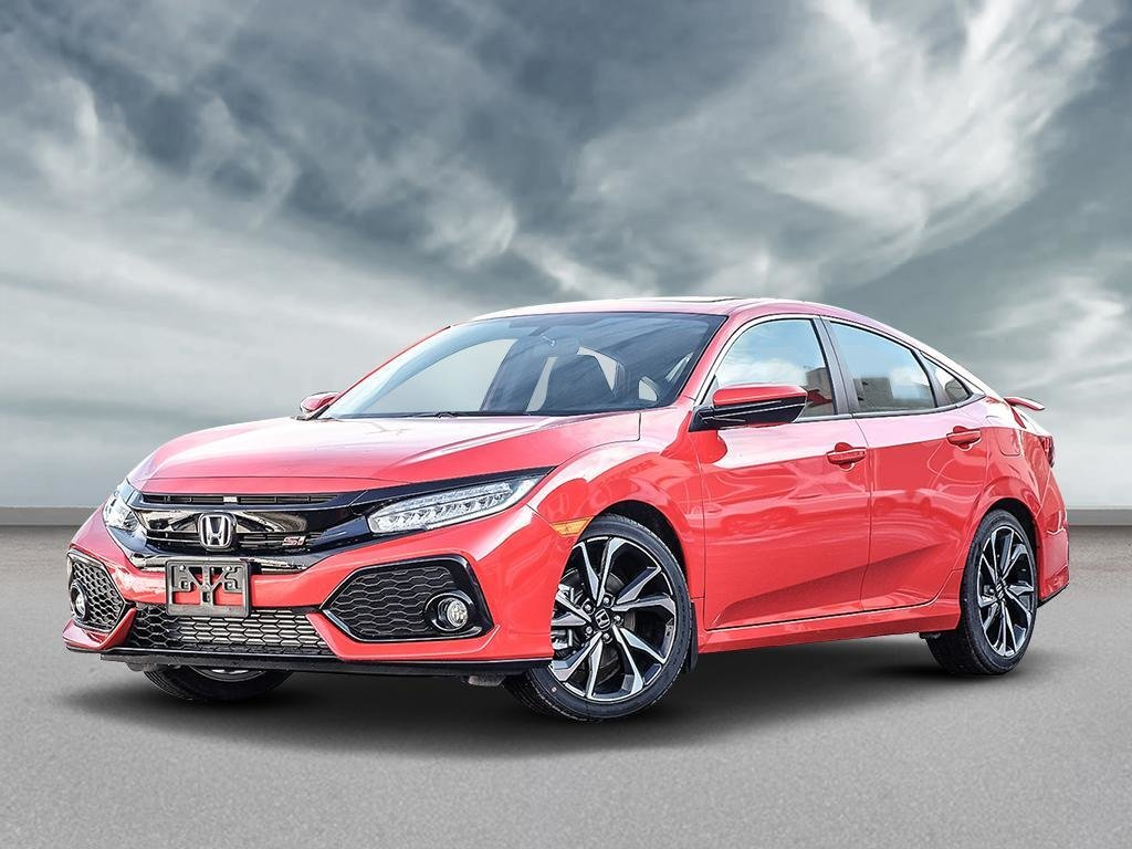 2019 Honda Civic Sedan SI MT in Markham, Ontario - 1 - w1024h768px