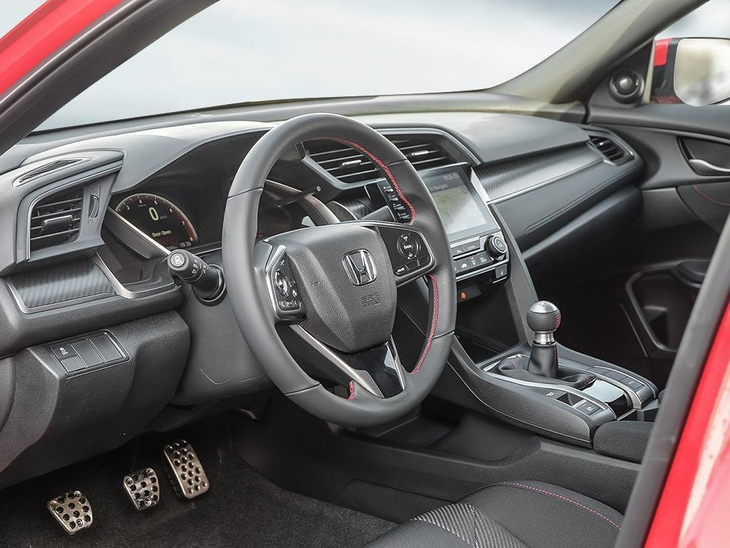 2019 Honda Civic Sedan SI MT in Markham, Ontario - 12 - w1024h768px
