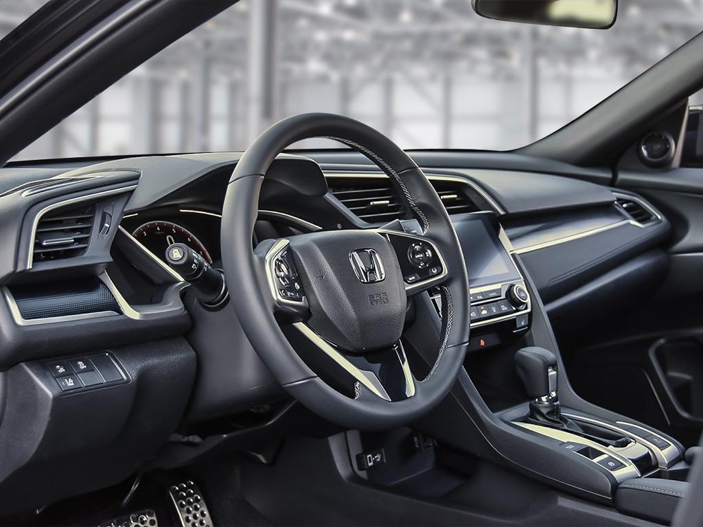 2019 Honda Civic Sedan Sport CVT in Mississauga, Ontario - 12 - w1024h768px