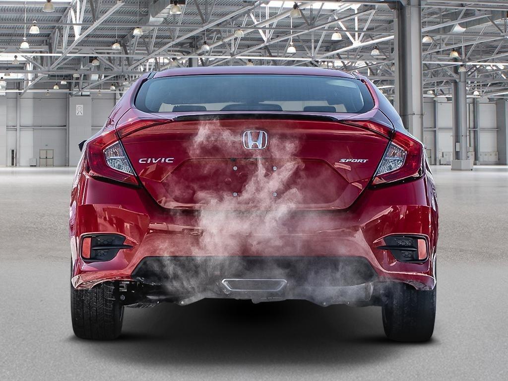 2019 Honda Civic Sedan Sport CVT in Mississauga, Ontario - 5 - w1024h768px
