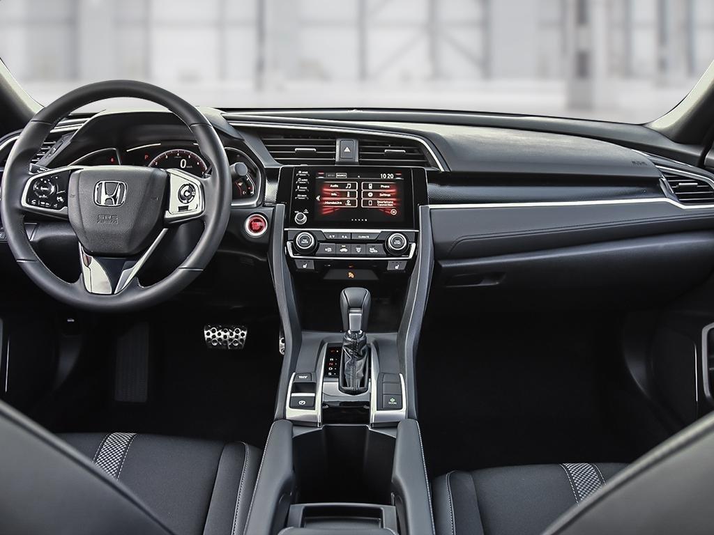 2019 Honda Civic Sedan Sport CVT in Mississauga, Ontario - 22 - w1024h768px