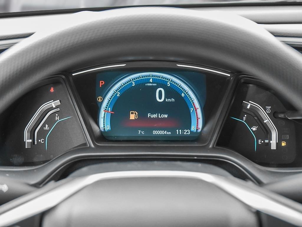 2019 Honda Civic Sedan LX CVT in Mississauga, Ontario - 14 - w1024h768px
