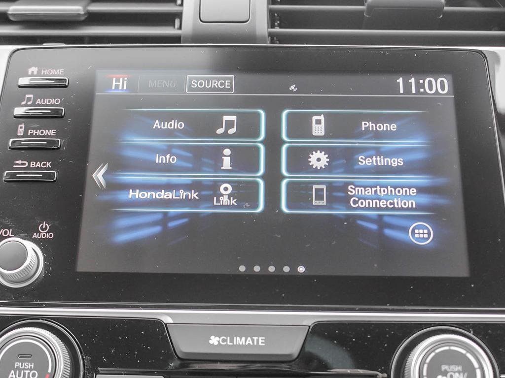2019 Honda Civic Sedan LX CVT in Mississauga, Ontario - 18 - w1024h768px