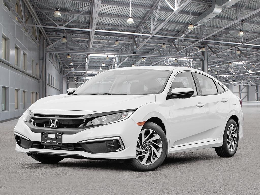 2019 Honda Civic Sedan EX CVT in Mississauga, Ontario - 1 - w1024h768px