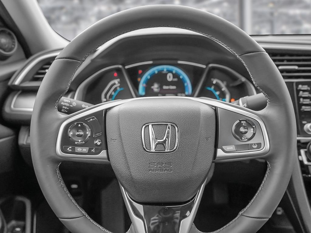 2019 Honda Civic Sedan EX CVT in Mississauga, Ontario - 13 - w1024h768px