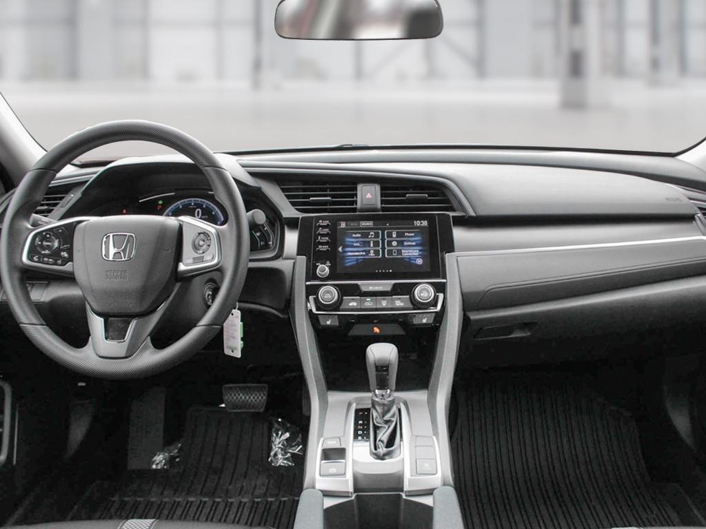 2019 Honda Civic Sedan LX CVT in Mississauga, Ontario - 22 - w1024h768px