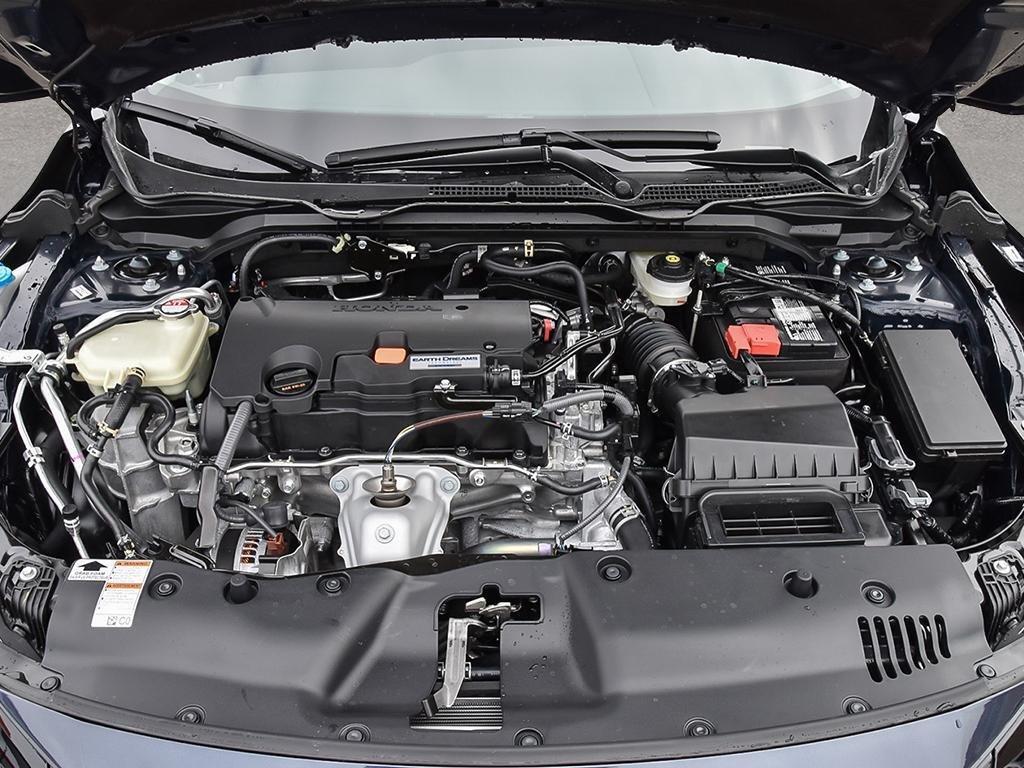 2019 Honda Civic Sedan EX CVT in Mississauga, Ontario - 6 - w1024h768px