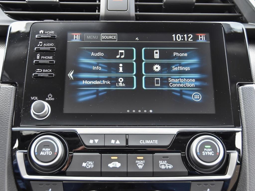 2019 Honda Civic Sedan EX CVT in Mississauga, Ontario - 18 - w1024h768px