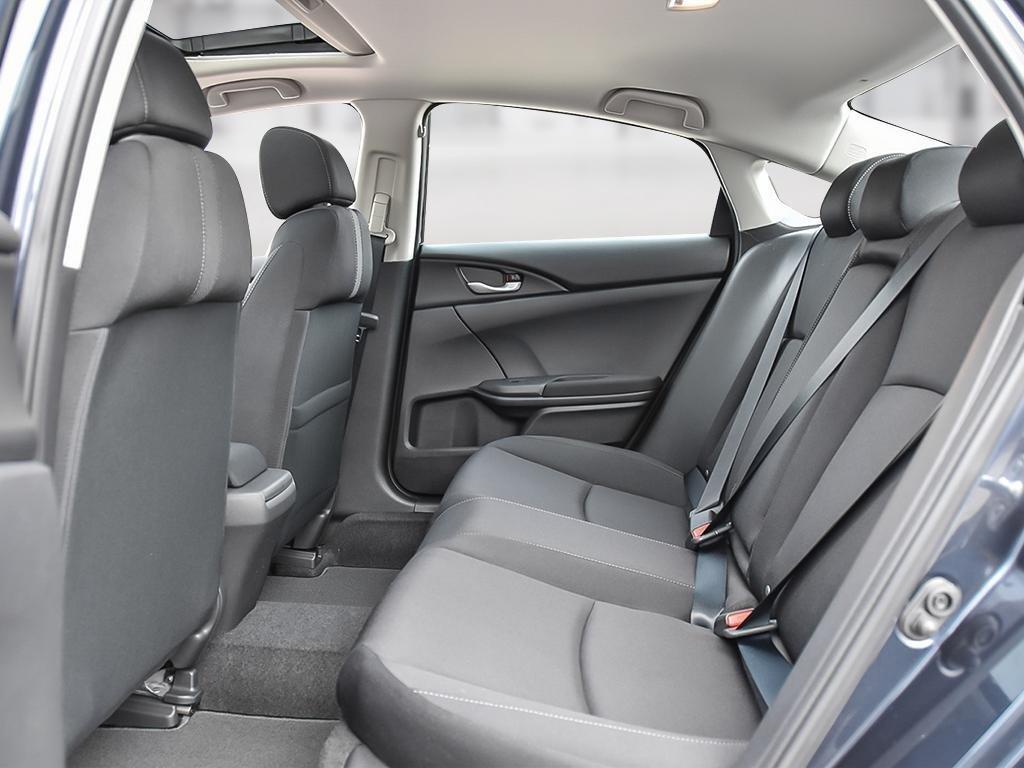 2019 Honda Civic Sedan EX CVT in Mississauga, Ontario - 21 - w1024h768px