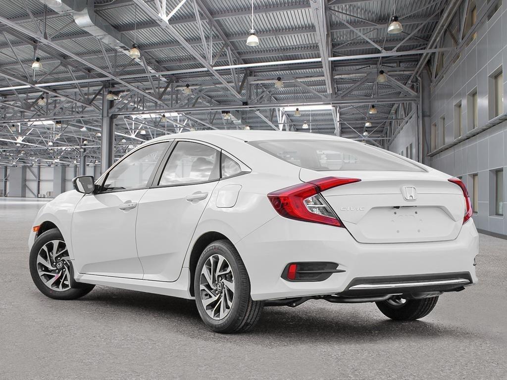 2019 Honda Civic Sedan EX CVT in Mississauga, Ontario - 4 - w1024h768px
