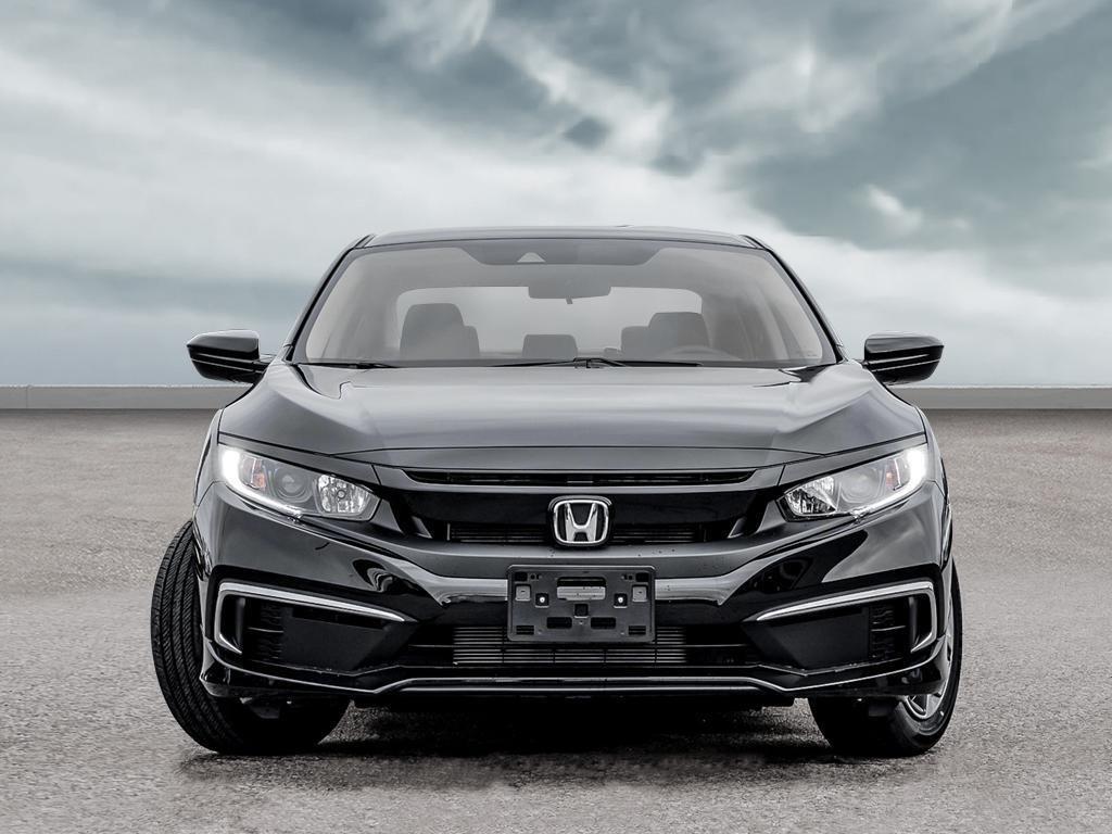 2019 Honda Civic Sedan LX CVT in Markham, Ontario - 2 - w1024h768px