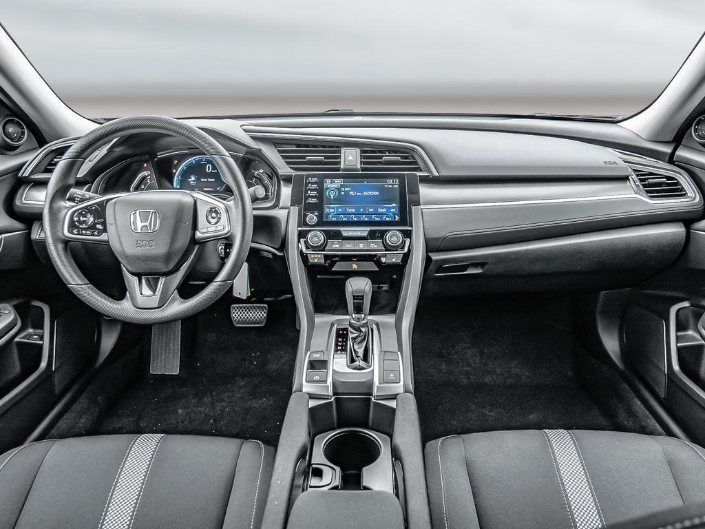 2019 Honda Civic Sedan LX CVT in Markham, Ontario - 22 - w1024h768px