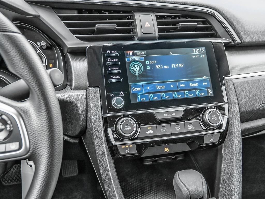 2019 Honda Civic Sedan LX CVT in Markham, Ontario - 23 - w1024h768px