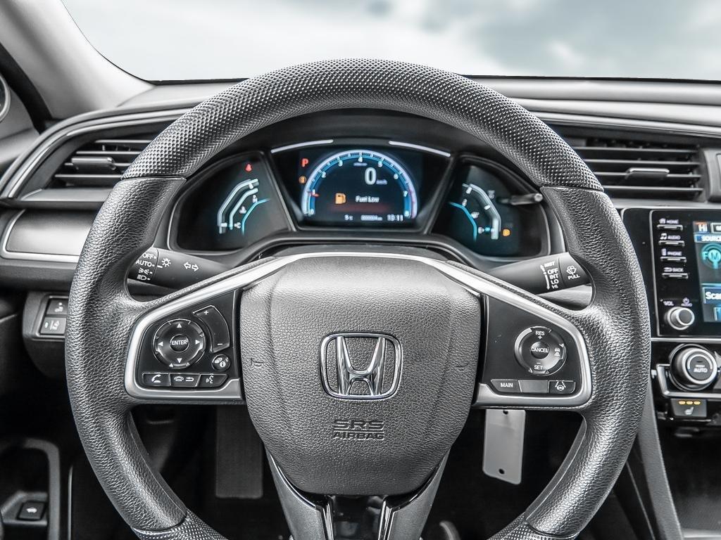 2019 Honda Civic Sedan LX CVT in Markham, Ontario - 13 - w1024h768px