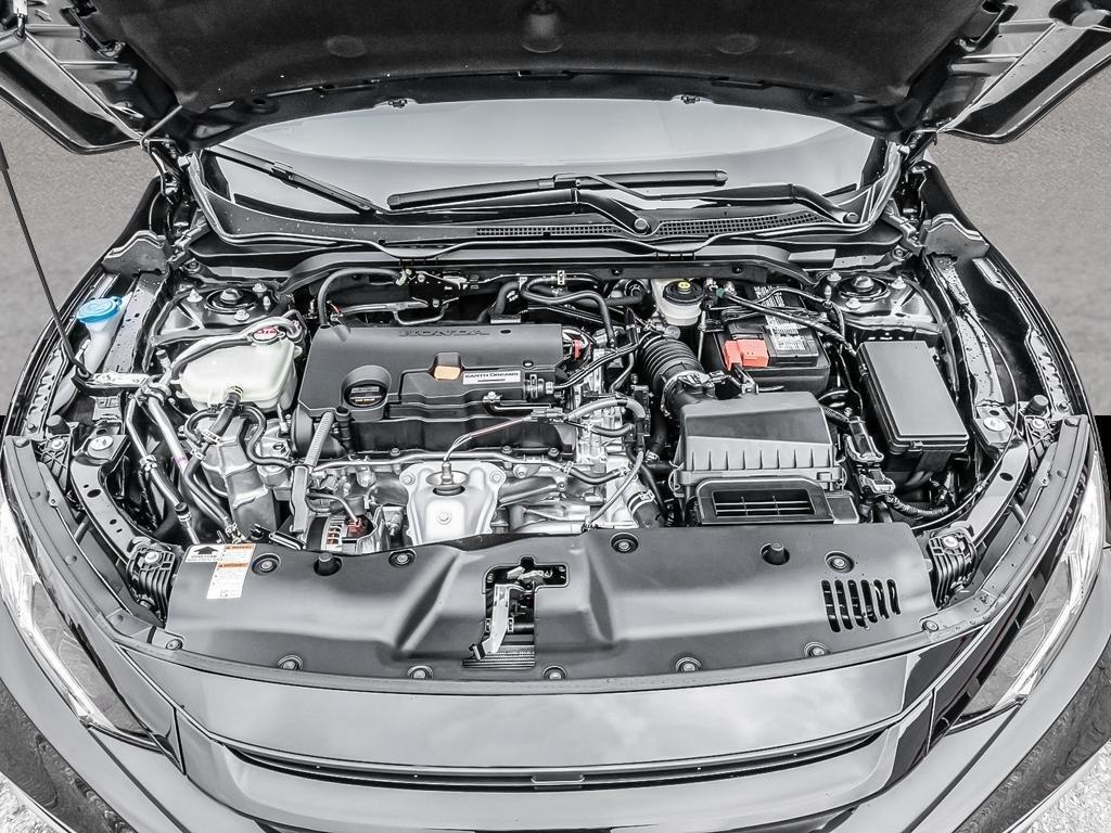 2019 Honda Civic Sedan LX CVT in Markham, Ontario - 6 - w1024h768px