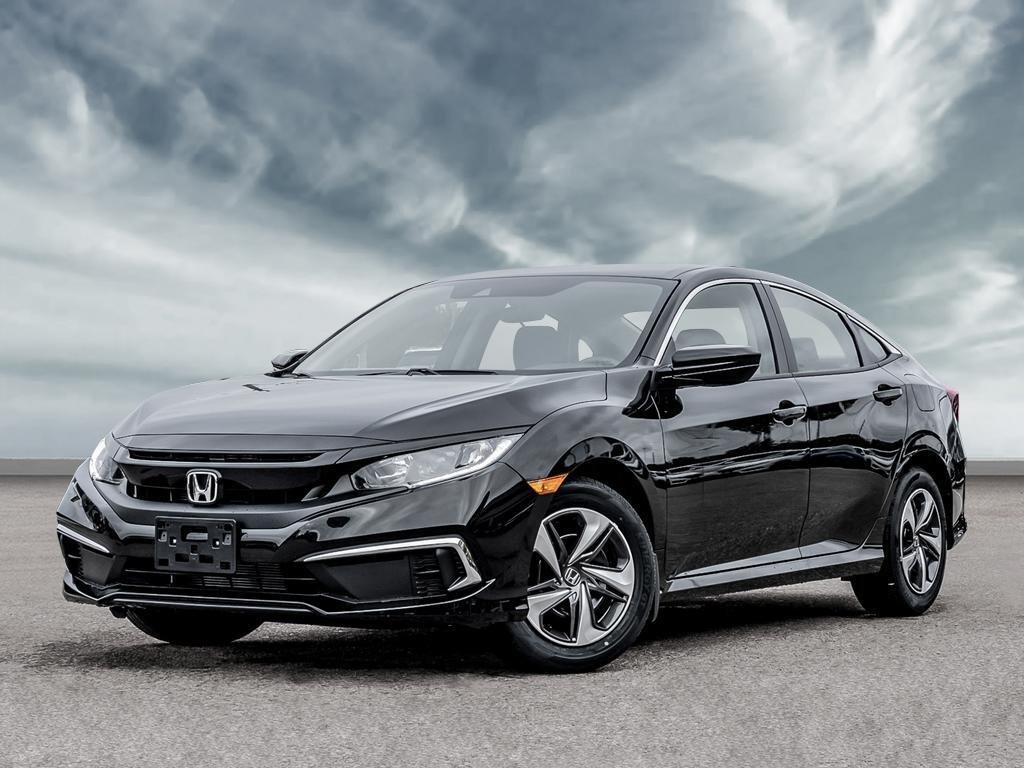 2019 Honda Civic Sedan LX CVT in Markham, Ontario - 1 - w1024h768px