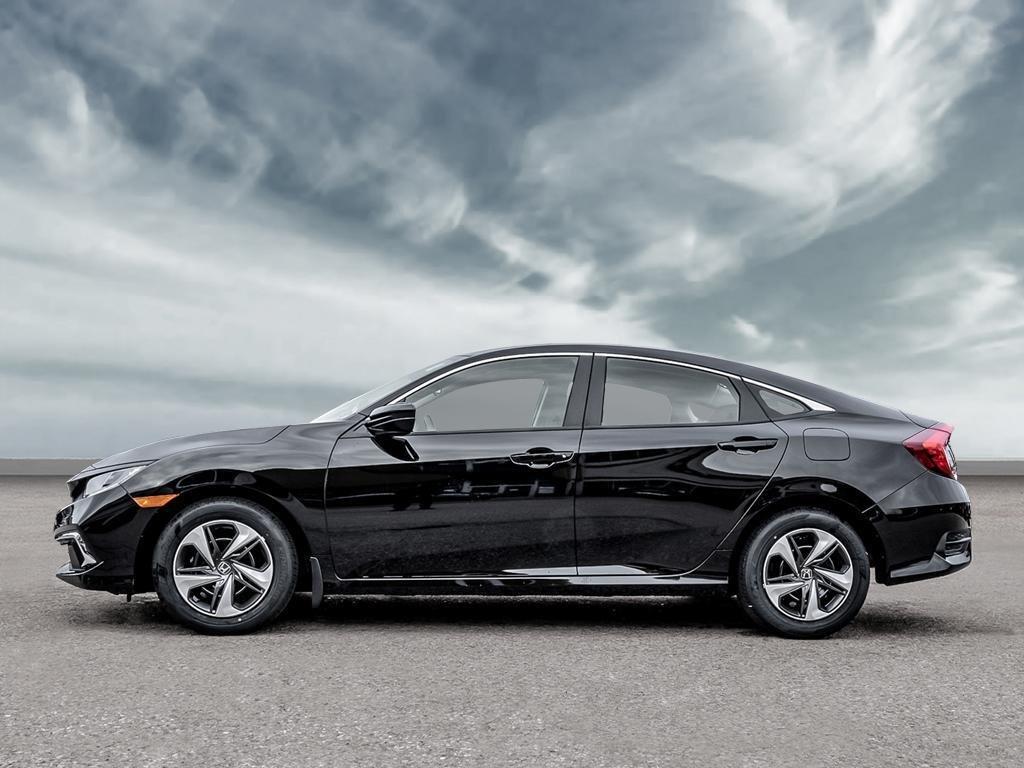 2019 Honda Civic Sedan LX CVT in Markham, Ontario - 3 - w1024h768px