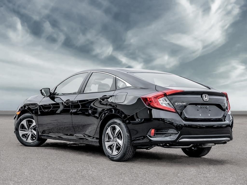 2019 Honda Civic Sedan LX CVT in Markham, Ontario - 4 - w1024h768px
