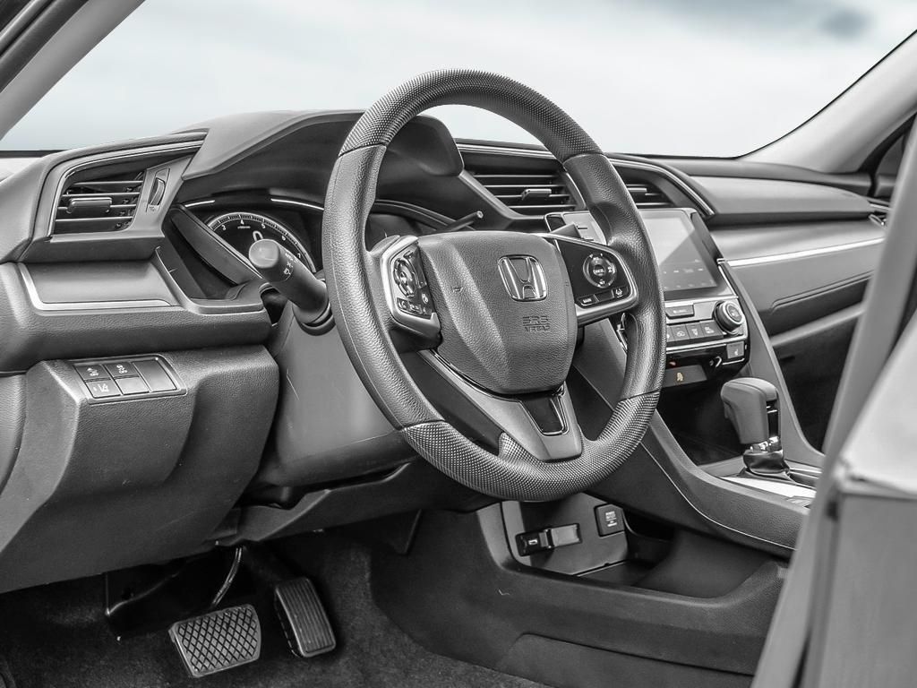 2019 Honda Civic Sedan LX CVT in Markham, Ontario - 12 - w1024h768px