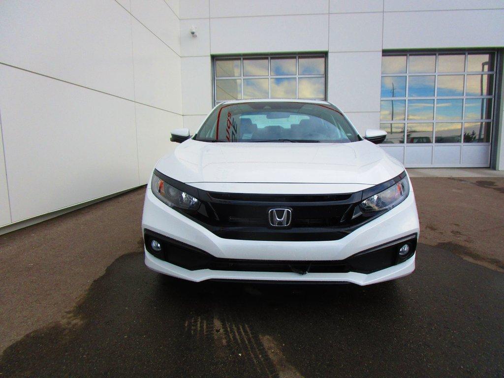 Dilawri Group Of Companies 2020 Honda Civic Sedan Sport Cvt Plus Accessories N02274