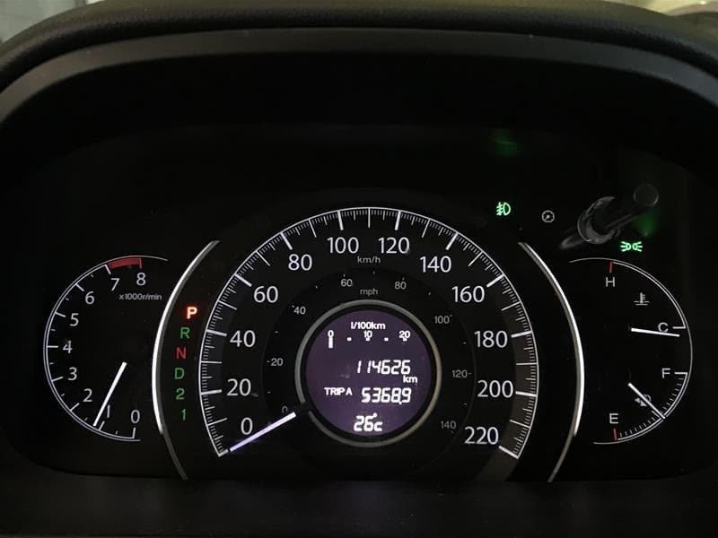 2014 Honda CR-V Touring AWD in Markham, Ontario - 9 - w1024h768px