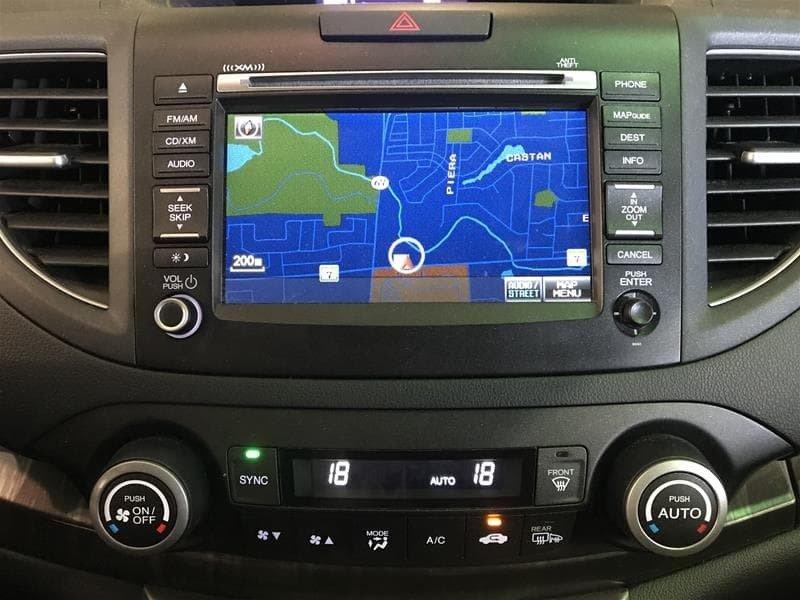 2014 Honda CR-V Touring AWD in Markham, Ontario - 13 - w1024h768px
