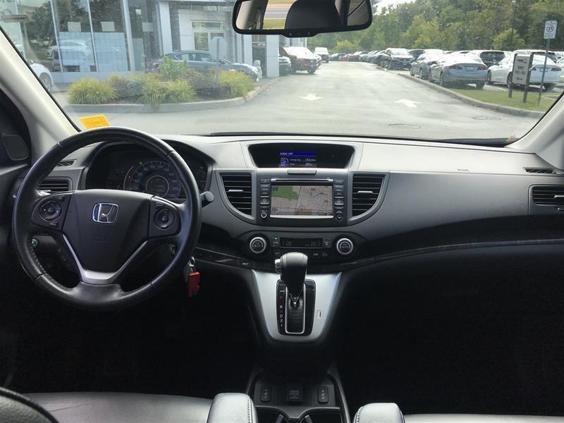 2014 Honda CR-V Touring AWD in Markham, Ontario - 19 - w1024h768px