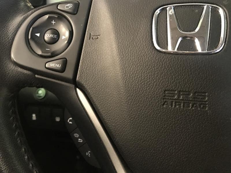 2014 Honda CR-V Touring AWD in Markham, Ontario - 10 - w1024h768px
