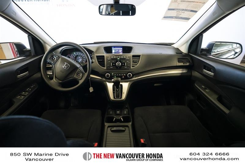 2014 Honda CR-V LX AWD in Vancouver, British Columbia - 14 - w1024h768px