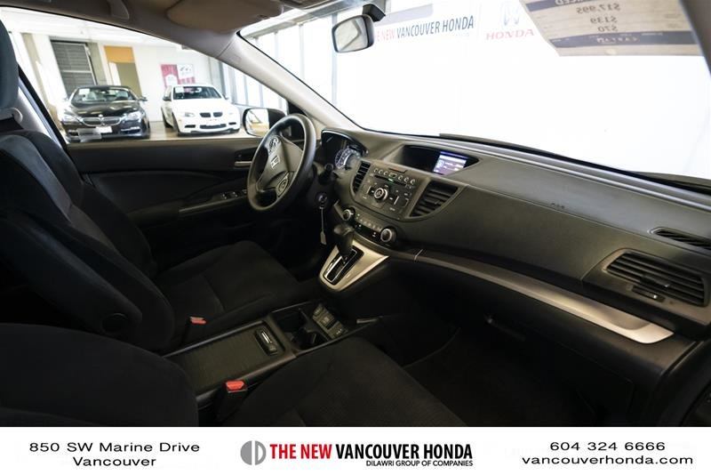 2014 Honda CR-V LX AWD in Vancouver, British Columbia - 16 - w1024h768px