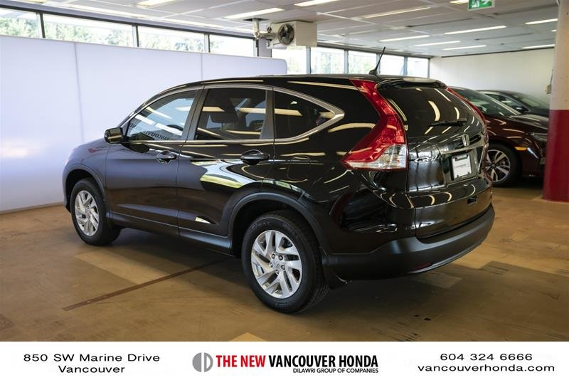 2014 Honda CR-V LX AWD in Vancouver, British Columbia - 8 - w1024h768px