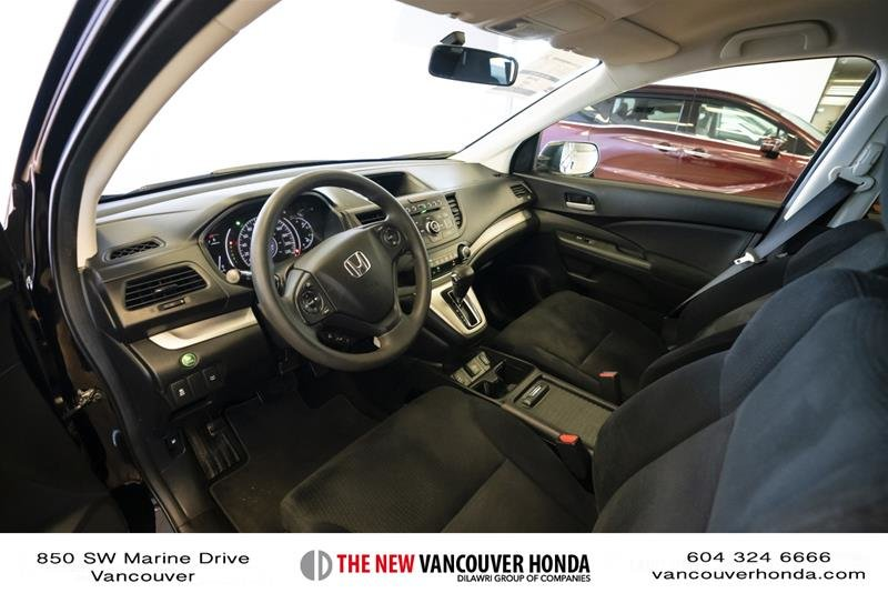 2014 Honda CR-V LX AWD in Vancouver, British Columbia - 12 - w1024h768px