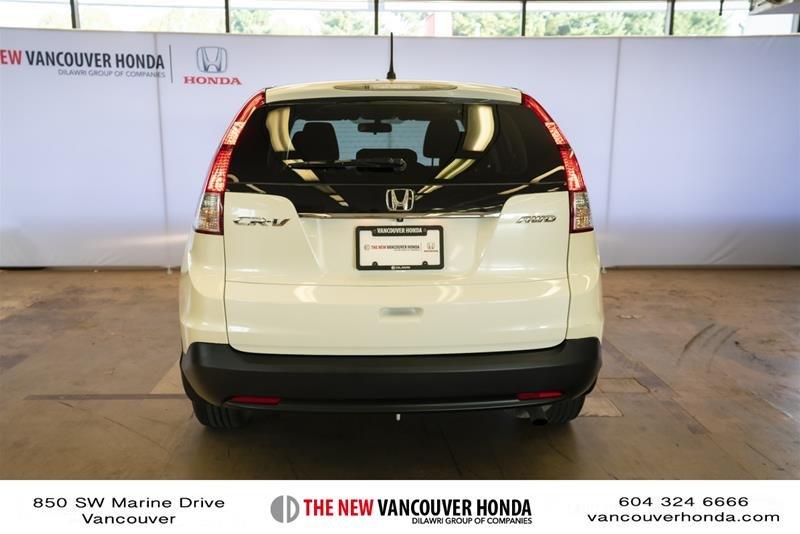 2014 Honda CR-V EX AWD in Vancouver, British Columbia - 6 - w1024h768px